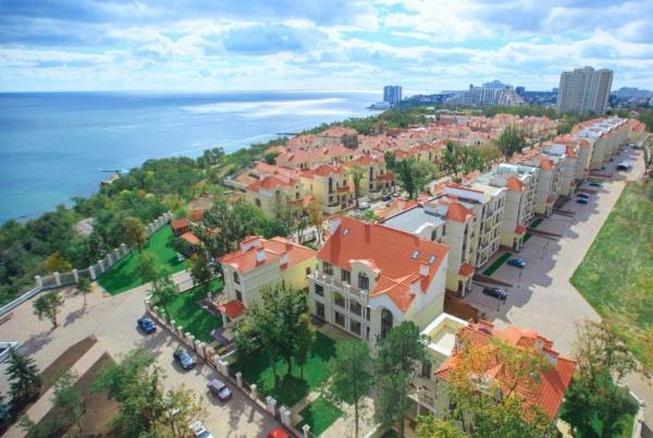 Жилой комплекс Дубаи в Одессе, фото номер 5
